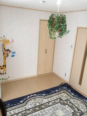 A room in Kakogawa Free Wi-Fi - Kakogawa-city Kakogawa cho kawara - Appartement