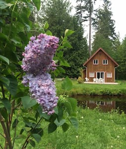 Carole's Cabin @ The Diamonds - Powell River