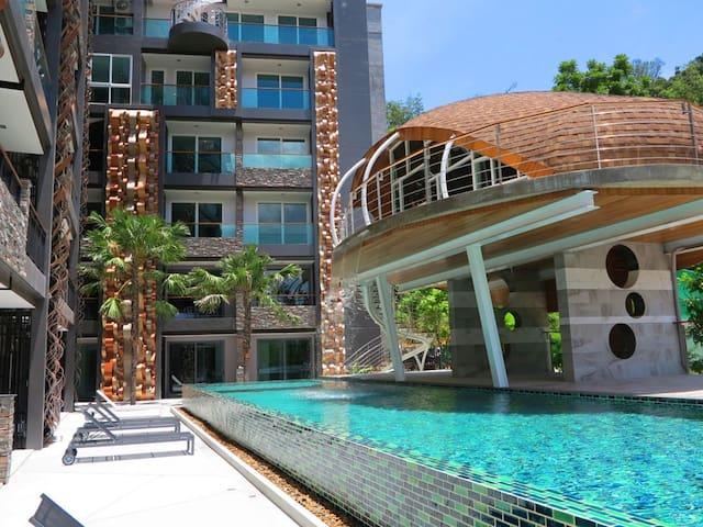 Luxury Seaview Apartment Patong