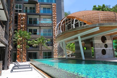 Luxury Seaview Apartment Patong - Leilighet