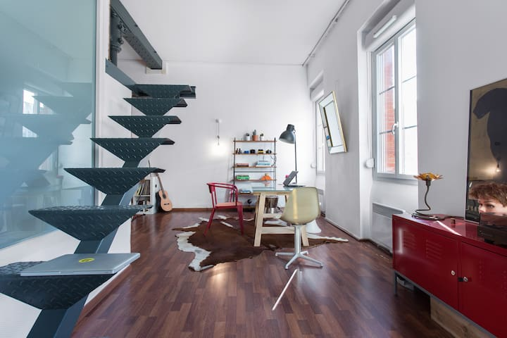 Beautiful LOFT in Toulouse's heart! - Toulouse - Apartment