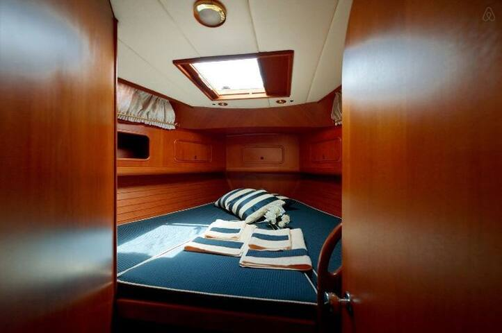 1 notte in barca a vela a Procida IT - Procida - Bateau