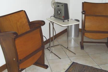 """suite """"cinema"""" anni 60 - Lecce"""