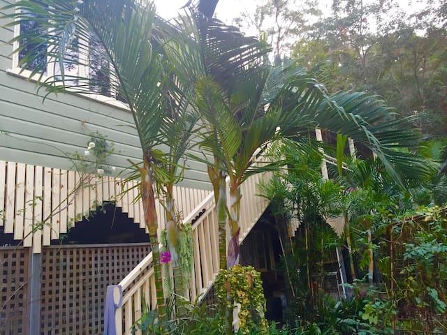 Tranquil bush setting, 3ks to beach - Currumbin Waters - House