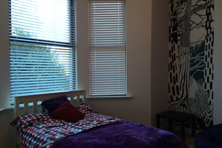 Stylish Edgbaston Room - Birmingham - Apartamento