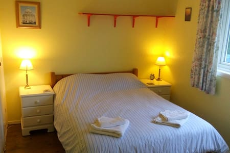 Large double room in family house - Oxford