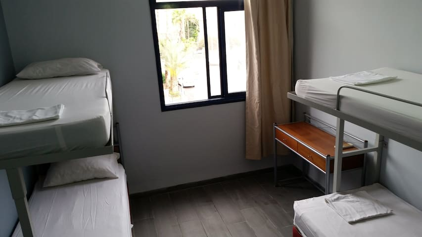 Dormitory Bed in Hostel