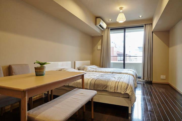 Ginza Address, Cozy & Modern Salon