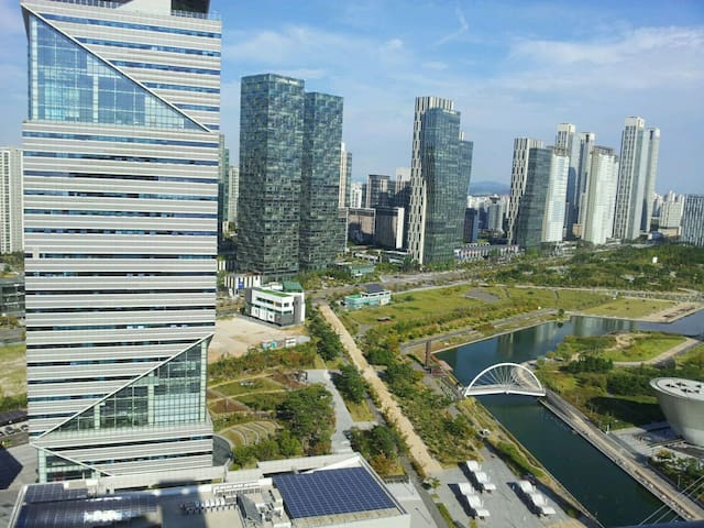 Centralpark Residence - 인천광역시I(Incheon city) - Leilighet