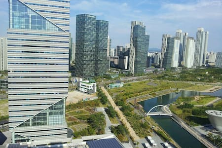 Centralpark Residence - 인천광역시I(Incheon city) - Lägenhet