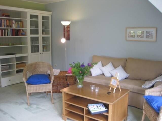 Wohlfühlferienwohnung in Winterberg - Winterberg - Appartamento