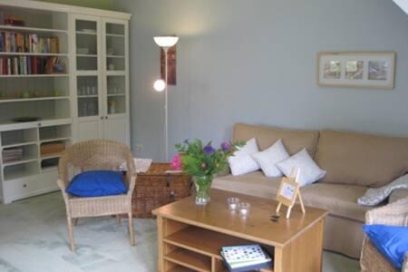 Wohlfühlferienwohnung in Winterberg - Appartement