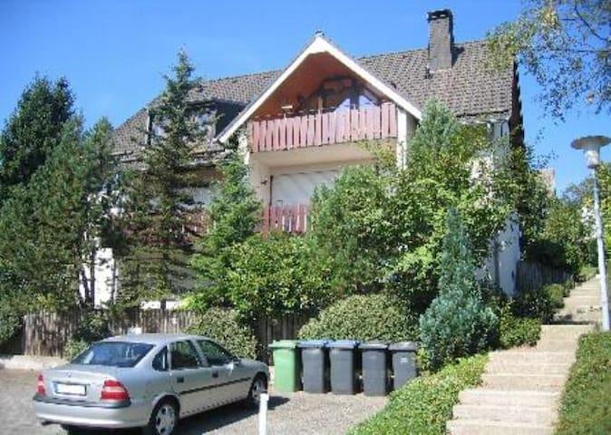 Wohlfühlferienwohnung in Winterberg - Winterberg - Daire