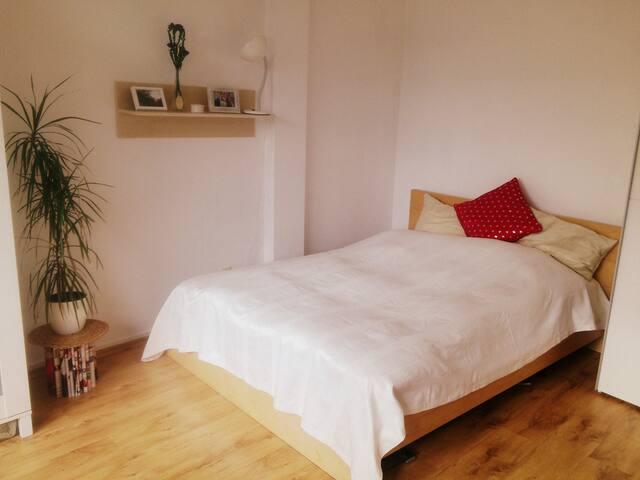Trier city - bright and calm room - Trier - Lägenhet