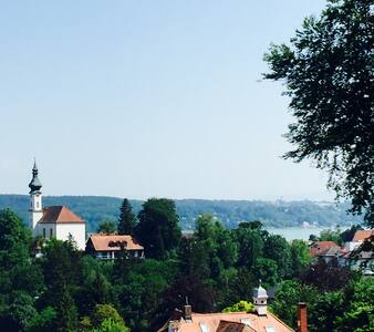 Modern Villa - fantastic view - Starnberg