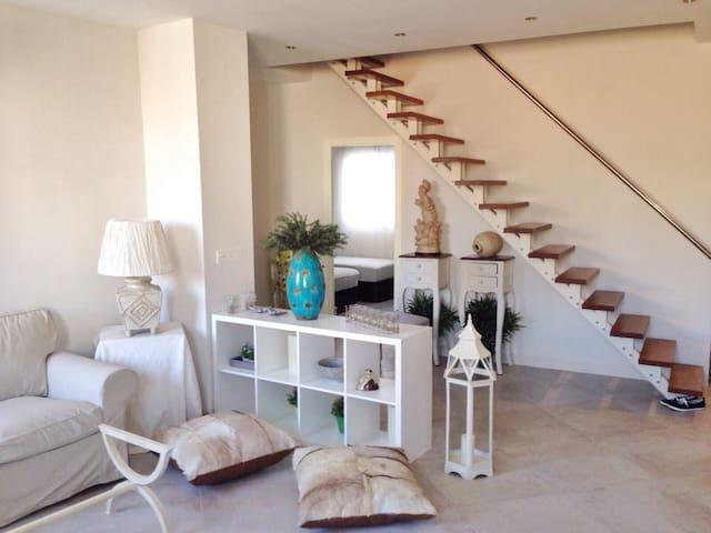 Lovely and cozy apartment in Triana - Sevilla - Condominium