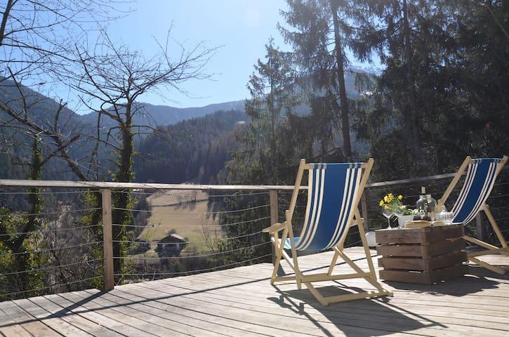 Knottn Hüttl - Südtirol - Nähe Meran
