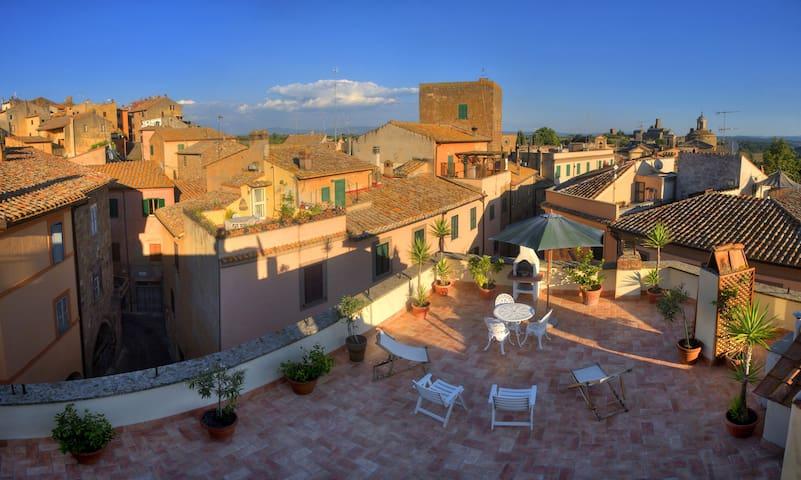 """Casa Vacanze """"La Terrazza"""" - Toskania - Apartament"""