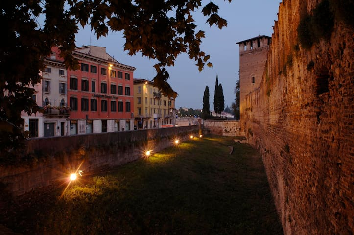 VERONA HOUSE Apartamentos no centro - Verona - Apartamento