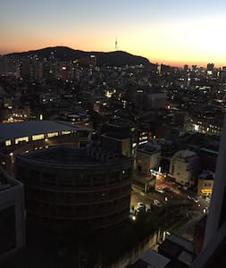 located in the central seoul welcome your coming! - Jung-gu - Lakás