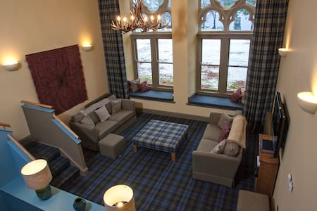 Monastery apartment by Loch Ness - Saint Benedicts Abbey - Διαμέρισμα
