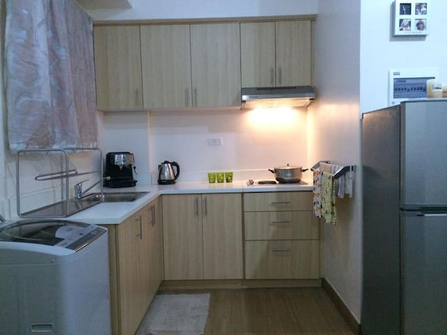 Pacific Residence - Family Friendly Cozy 2br - Manila - Daire