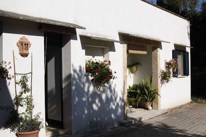la Casetta di Chiusura Grande - Ruffano - อพาร์ทเมนท์