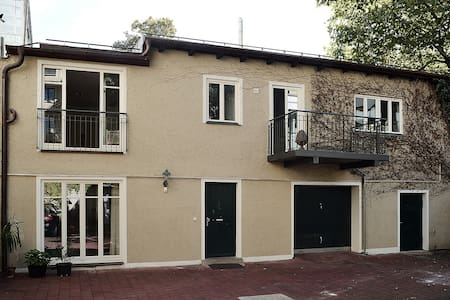 townhouse with garage, city center