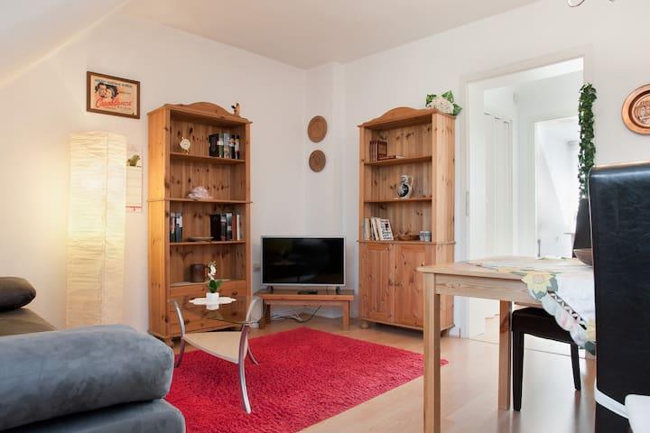 Mitten in der Stadt im Grünen! - Oberhausen