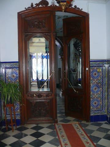 CASA PALACETE MARQUES DE GREÑINA - Teba