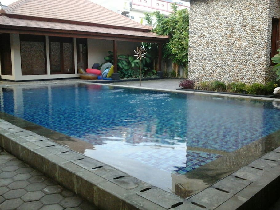 Salt Swimming Pool 5 m x 10 m.
