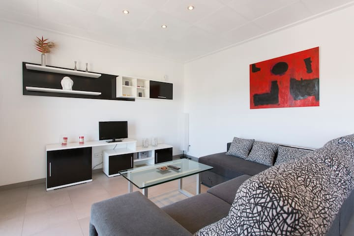 NEW OFFER!! 16 TO 20 APRIL AT 84€!! - Port de Manacor - Apartment