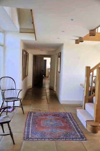 Stone barn conversation, sleeps 8 - Hook Norton - Rumah