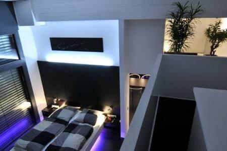 Luxus Loft Wohnung mit Autoaufzug - Ulm