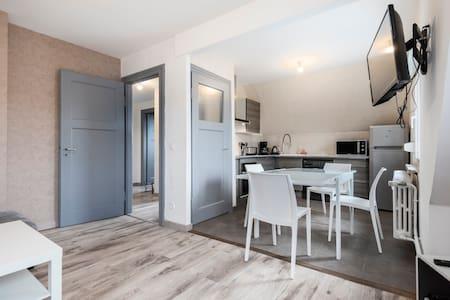 Beautiful apartment in Strasbourg - Illkirch-Graffenstaden - Huoneisto
