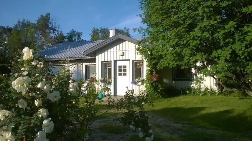 Welcome/tervetuloa Pohjanlahden rannikolle! - Ii - Haus