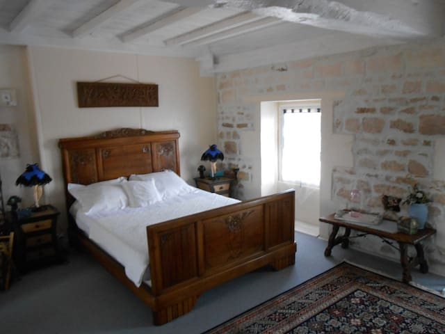 Formule D stress, lieu de détente - Moulidars - Bed & Breakfast