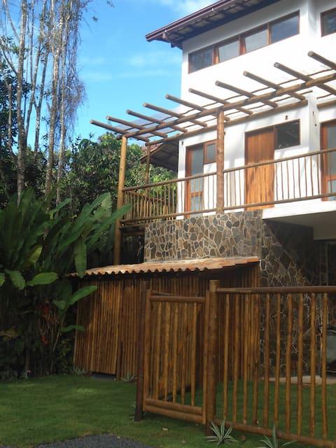 Vila Engawa Itacarè-loft