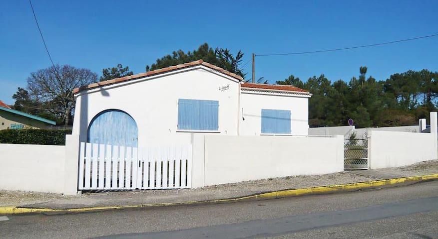 Maison à 300 m de la plage - Lacanau - House