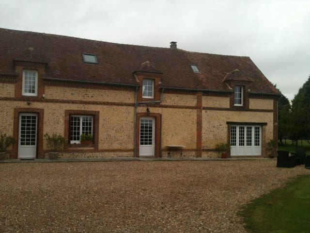 Chambre 2 plces près Center Parcs - Les Barils - Casa