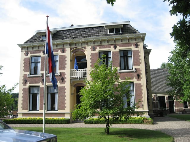 Villa landgoed Vriezenhuis - Winterswijk Woold - Rumah