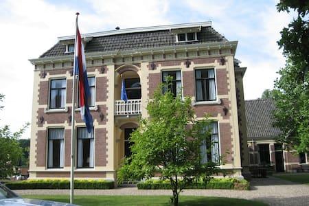Villa landgoed Vriezenhuis - Winterswijk Woold - Ev