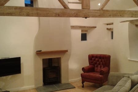 Luxury spacious barn conversion with ensuite - Ravenstone