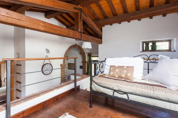 Coccinella · Le case di Lisetta - Casa Coccinella