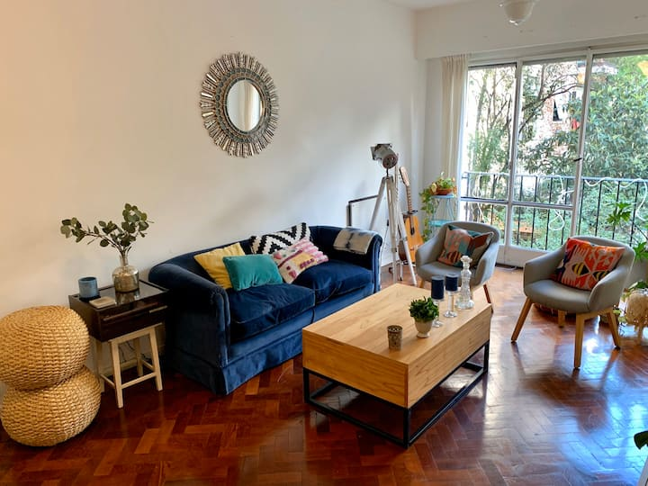 Chic Apartment in Recoleta