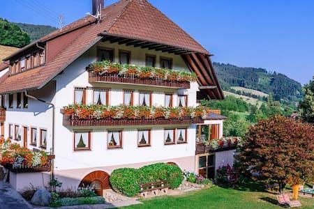 Schiebenrothenhof im Schwarzwald - Simonswald - Kondominium