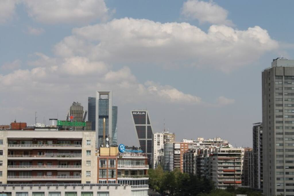 4BEDROOMS APTO.GREAT VIEWS  MADRID