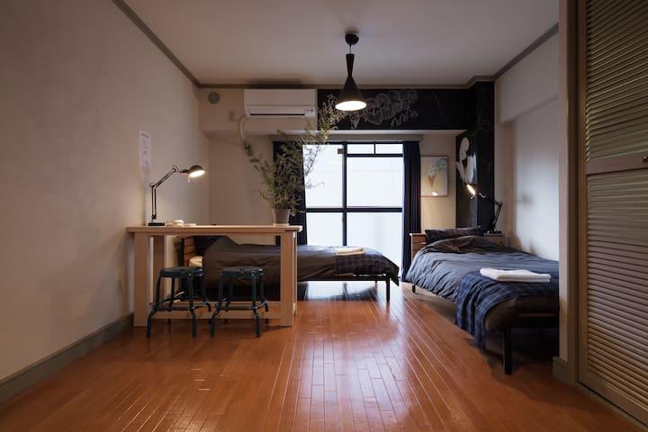 #6.cafe&room(Shibuya/Sangenjaya) - 世田谷区 - Apartment