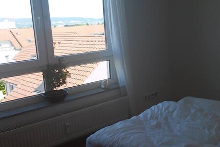Zimmer mit Fernblick - Apartamento