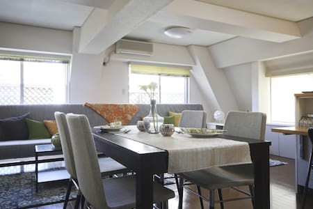 Large Apt close to Ikebukuro ,Max 6 guests - Toshima-ku - Leilighet